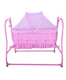 Mothertouch Italio Cradle - Pink