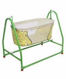 Mothertouch Nest Cradle - Green