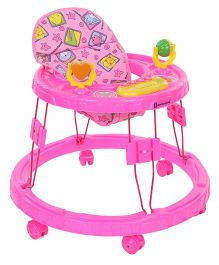 Mothertouch Chikoo Round Walker CRWDXP - Pink