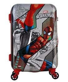 Marvel Spiderman Gamme Luggage Trolley Bag - 20 Inches