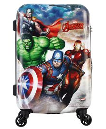 Marvel Batman Gamme Luggage Trolley Bag - 20 Inches