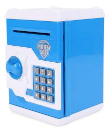 Playmate Money Safe With Electronic Lock - Blue