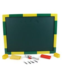 Zephyr My Big 2 In 1 Magnetic Board - Multi Color