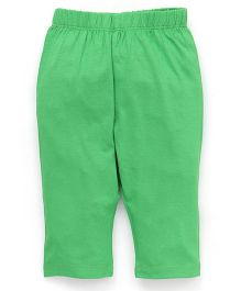 Vitamins Plain Leggings - Green