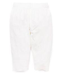 Vitamins Plain Leggings - Off White
