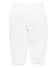 Vitamins Plain Leggings - Off White