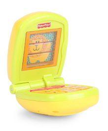 Fisher Price Musical Flip Phone - Yellow