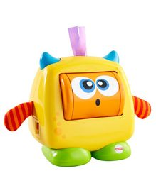 Fisher Price Feelings Monster - Yellow