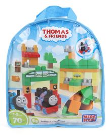 Mega Bloks Building Set Thomas & Friends Sodor Adventures - Multicolor