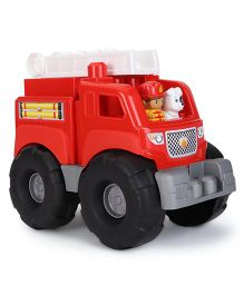 Mega Bloks Fire Truck Rescue - Red