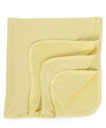 Ohms Baby  Blanket - Yellow