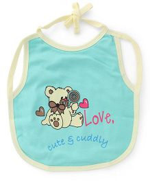 Ohms Bibs Teddy - Sea Green