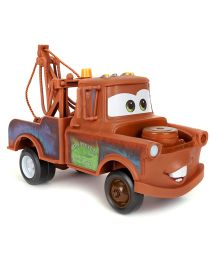 Disney Pixar Cars Tow Truckin Mater - Brown