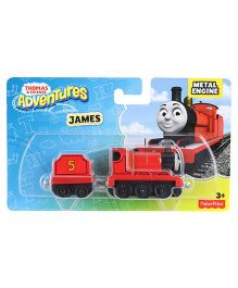 Thomas & Friends Train Engine James - Red