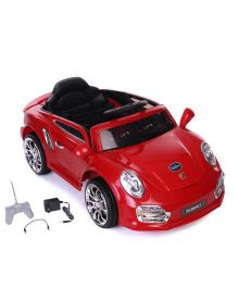 Babyhug Dream Car 6V Rechargeable Battery Operated Ride-on BGBR005 - Red
