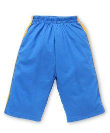 Fido Full Length Track Pants - Blue