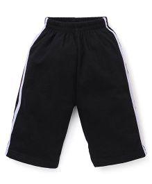 Fido Full Length Track Pants - Black