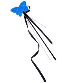 Carolz Jewelry Butterfly Shaped Fairy Wand - Blue