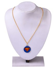 Carolz Jewelry Cartoon Chain - Blue