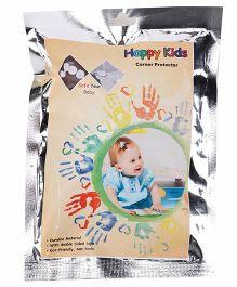 Happy Kids Corner Protector - White