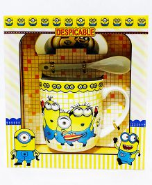 Li'll Pumpkins Character Mug Set - Yellow Black & Blue