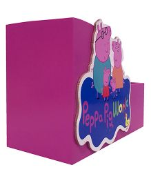 Li'll Pumpkins Character Mini Book Rack - Pink
