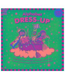 Alphabet Dress Up Early Learning Book With Fancy Dress Ideas - English