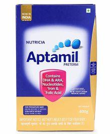 Aptamil Preterm Formula - 400 grams