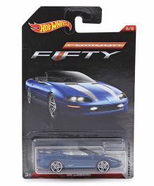 Hotwheels Toy Car 95 Camaro FFTY - Blue