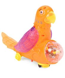 Playmate The Parrot Wings Have Action Musical Toy