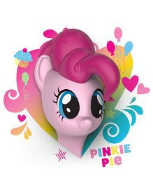 3D Light My Little Pony Pinkie Pie Led Bulb - Pink