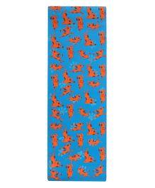 Gravolite Premium Augie Doggy Yoga Mat - Blue