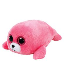 Jungly World Seal Soft Toy Pink - 16 cm