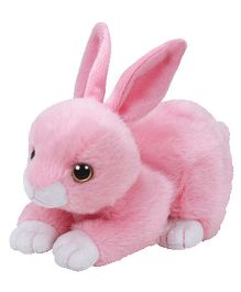 Jungly World Bunny Soft Toy Pink White - 16 cm