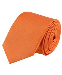 Tiekart Inspiration Tie For Boys - Orange