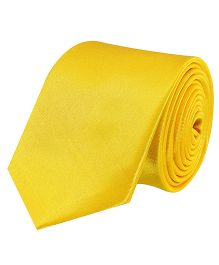 Tiekart Buzzing Energy Tie For Boys - Yellow