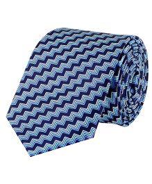 Tiekart Electric Tie For Boys - Blue