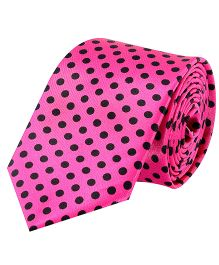 Tiekart Royalty Tie For Boys - Pink