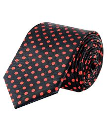 Tiekart Electric Tie For Boys - Black