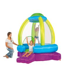 Plum Rocket Bouncer - Multi Color