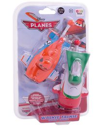 IMC Disney Planes Walkie Talkie  - Red And Green