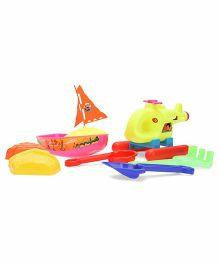 Negi Helicopter Beach Set - Multi Color
