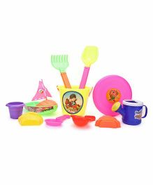 Negi Super Deluxe Beach Set - Multi Color