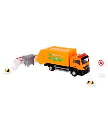 RMZ MAN Garbage Truck Playset - Orange