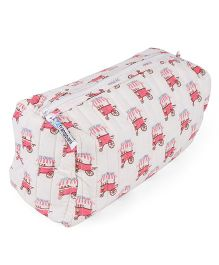 Frangipani Kids Ice Cream Cart Toiletry Bag - Multicolour