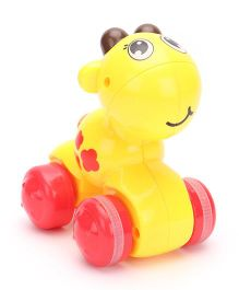 Sunny Press N Go Animal Toy - Yellow