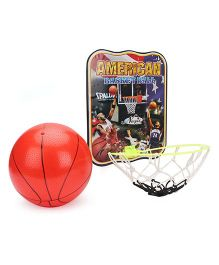 Negi American Basket Ball - Orange