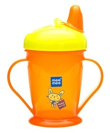 Mee Mee Sippers Cups Orange - 180 ml