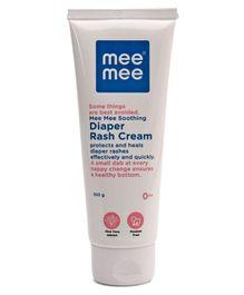 Mee Mee Gentle Nappy Rash Cream - 150 gm