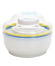 Mee Mee Soft Powder Puff With Case - Blue